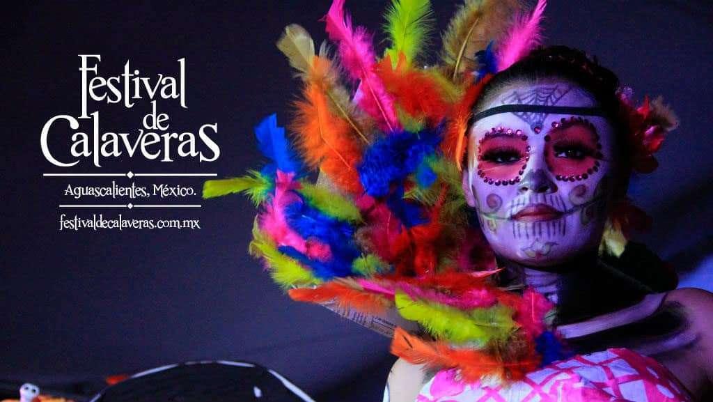 FESTIVAL DE CALAVERAS AGUASCALIENTES
