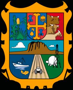 Escudo Estado De Tamaulipas Mexico