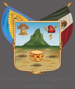 Escudo de Armas Oficial del Estado de Hidalgo