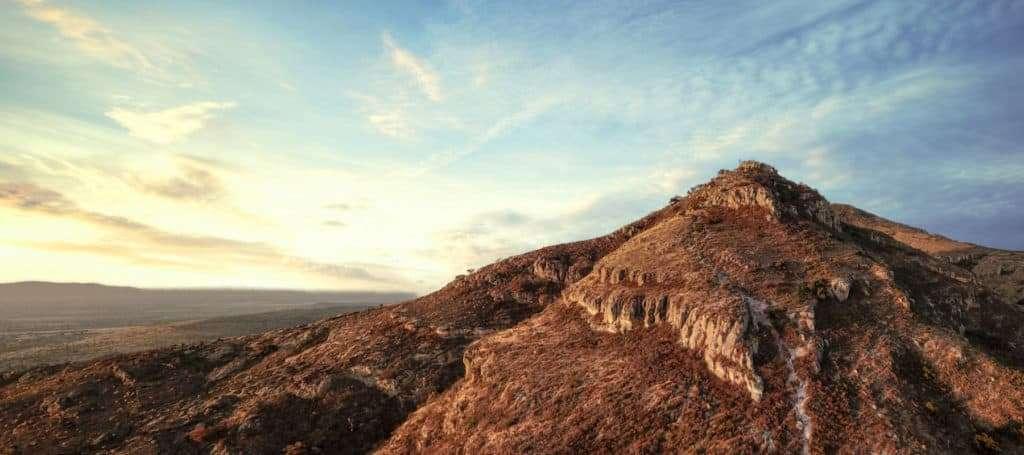 Cerro Del Muerto En Aguascalientes