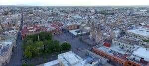 Plaza Patria En Aguascalientes