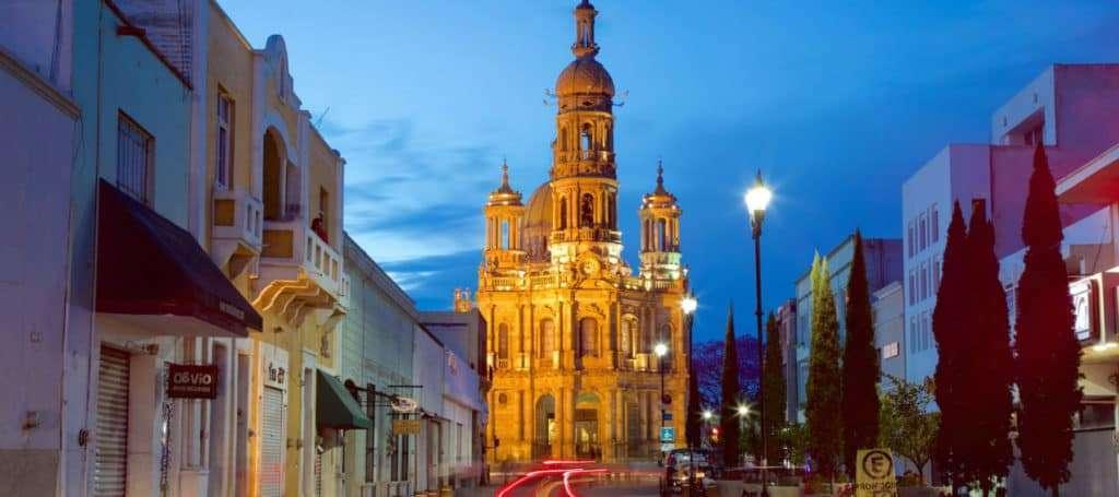 Templo de San Antonio de Padua en Aguascalientes