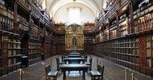 La Biblioteca Palafoxiana es la más antigua de América y un Tesoro de Puebla