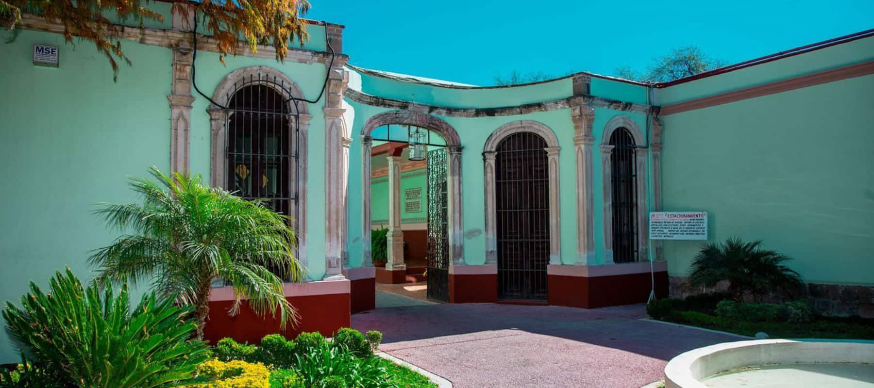 Baños Termales De Ojocaliente En Aguascalientes