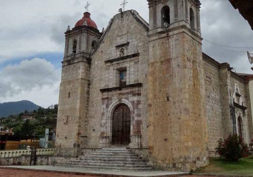 CAPULALPAM OAXACA PUEBLO MAGICO MEXICO