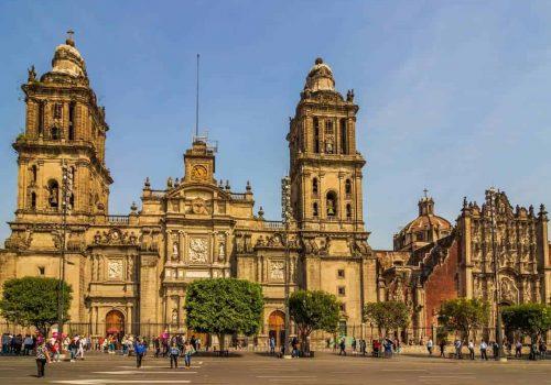 Catedral Metropolitana de la Ciudad de México City