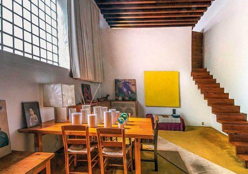 Casa-Taller de Luis Barragán - CIUDAD DE MÉXICO