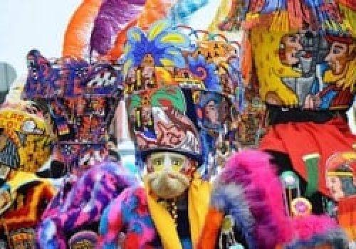 Carnaval Jiutepec Cuernavaca