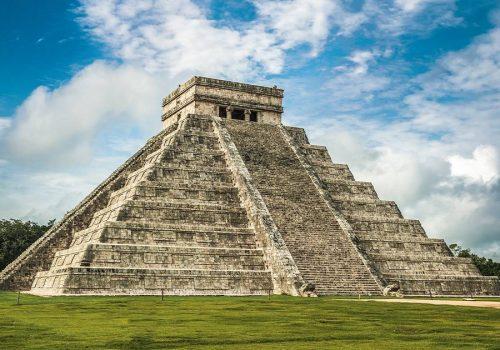 Ciudad prehispánica de Chichén-Itzá - YUCATÁN