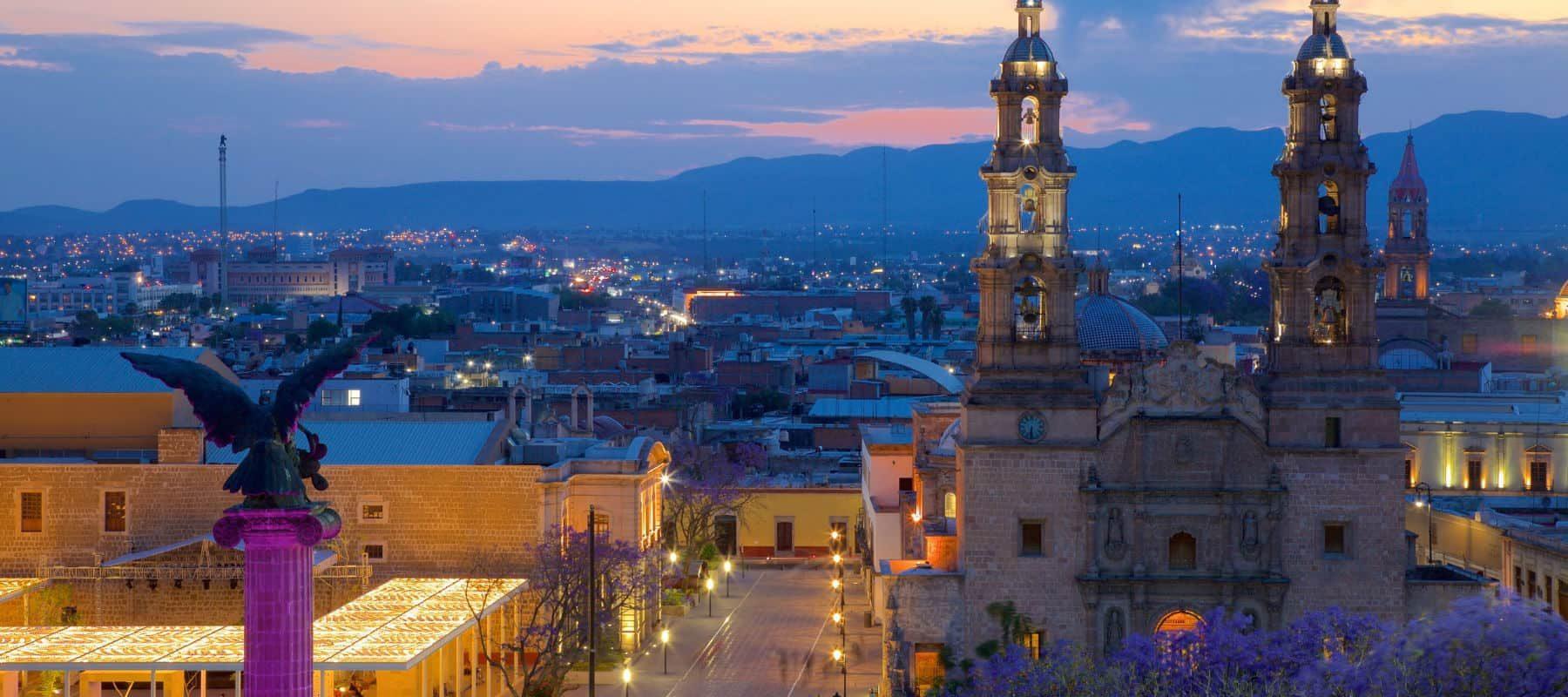 Ciudad De Aguascalientes City
