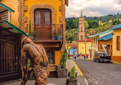 EL ORO ESTADO DE MEXICO PUEBLO MAGICO MEXICO