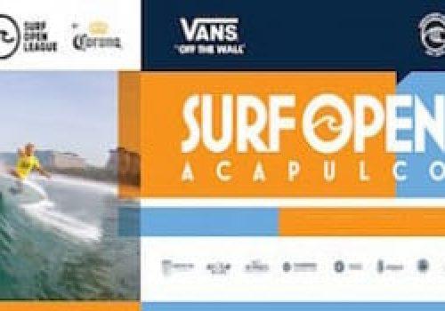 SURF OPEN ACAPULCO GUERRERO