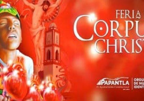 Feria De Corpus Christi Papantla