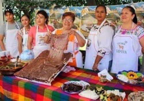 Feria De La Cecina Y Del Tianguis Grande