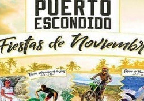 Fiestas De Noviembre Puerto Escondido
