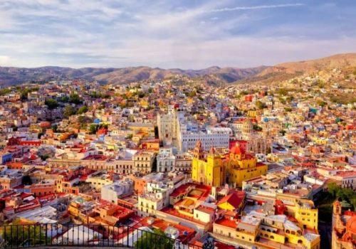 Guanajuato Capital Mexico