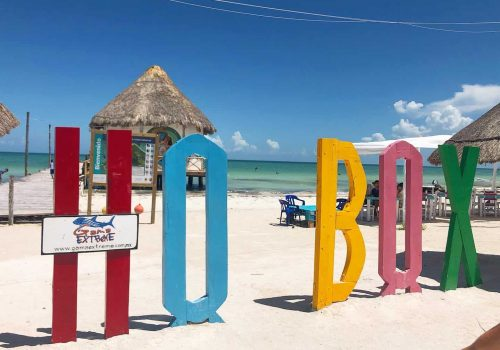 Holbox Quintana Roo Playas de Mexico