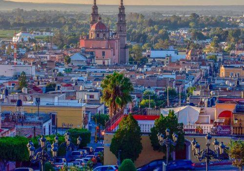 LAGOS DE MORENO JALISCO PUEBLO MAGICO MEXICO
