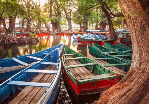 Lago De Camecuaro Michoacan