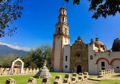 Misiones Franciscanas Queretaro