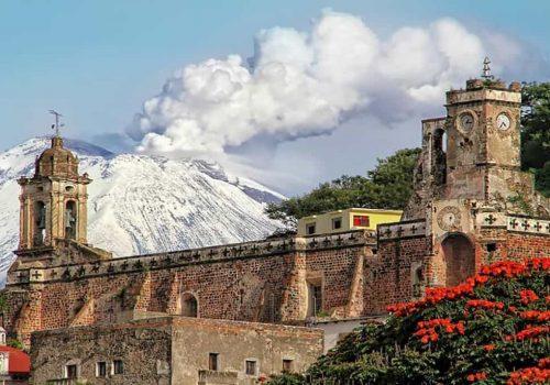 mas-mexico.com.mx View image Monasterios del siglo XVI en las laderas del Popocatépetl Patrimonios UNESCO