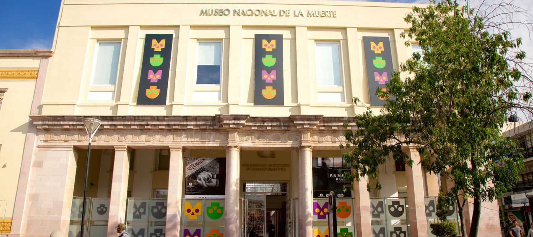 Museo Nacional de la Muerte en Ciudad de Aguascalientes