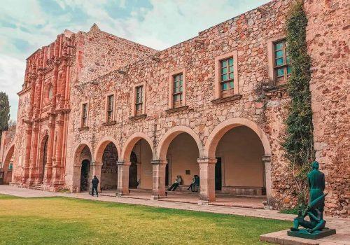 Museo Rafael Coronel Zacatecas