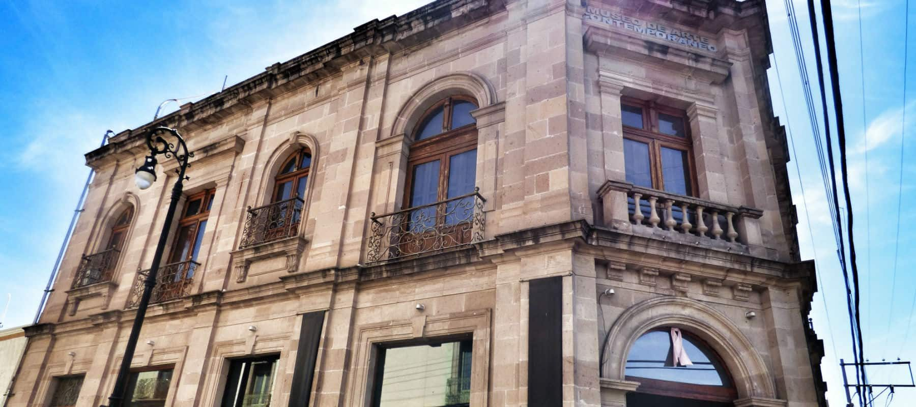 Museo de Arte Contemporaneo en Aguascalientes