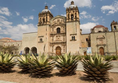 Ciudad de Oaxaca Mexico