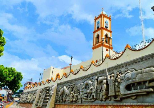 PAPANTLA VERACRUZ PUEBLO MAGICO MEXICO