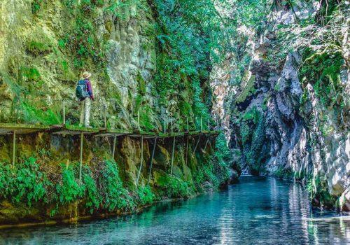 Puente De Dios Queretaro