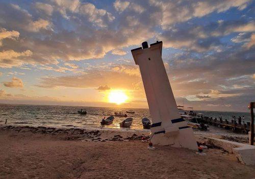 Puerto Morelos Quintana Roo Playas de Mexico