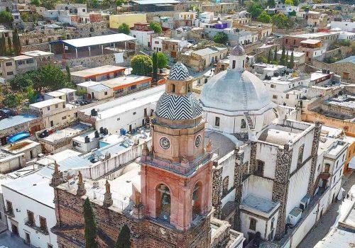 REAL DE CATORCE SAN LUIS POTOSI PUEBLO MAGICO MEXICO