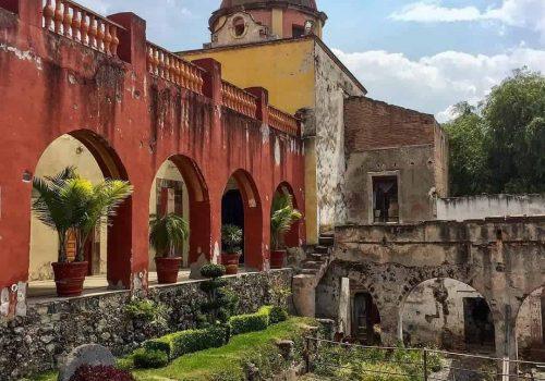 SALVATIERRA GUANAJUATO PUEBLO MAGICO MEXICO
