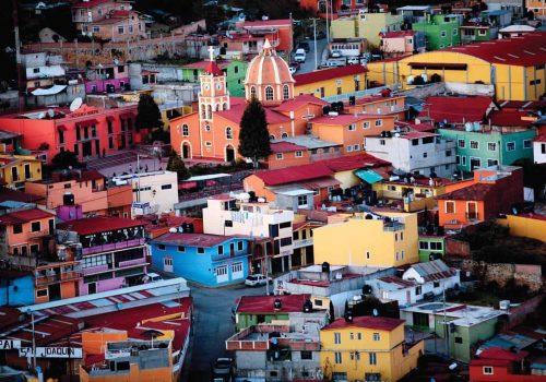 SAN JOAQUIN QUERETARO PUEBLO MAGICO MEXICO