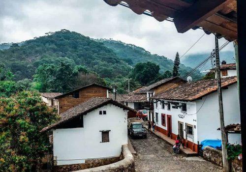 SAN SEBASTIAN DEL OESTE JALISCO PUEBLO MAGICO MEXICO