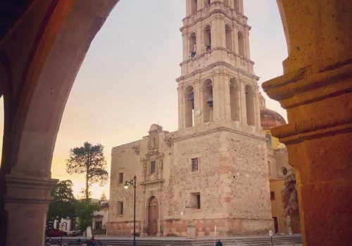SOMBRERETE ZACATECAS PUEBLO MAGICO MEXICO