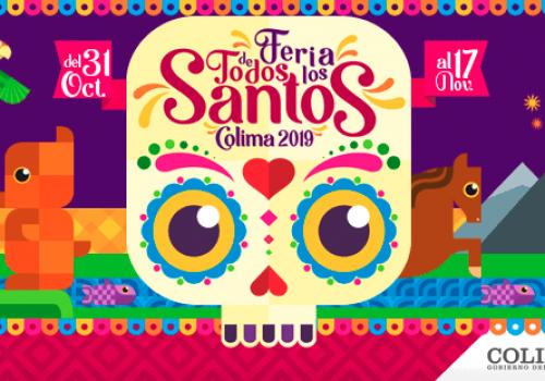 Feria de Todos los Santos Colima