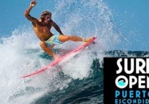 Surf Open Puerto Escondido