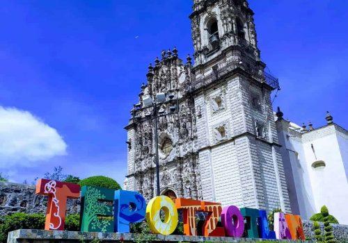 TEPOTZOTLAN ESTADO DE MEXICO PUEBLO MAGICO