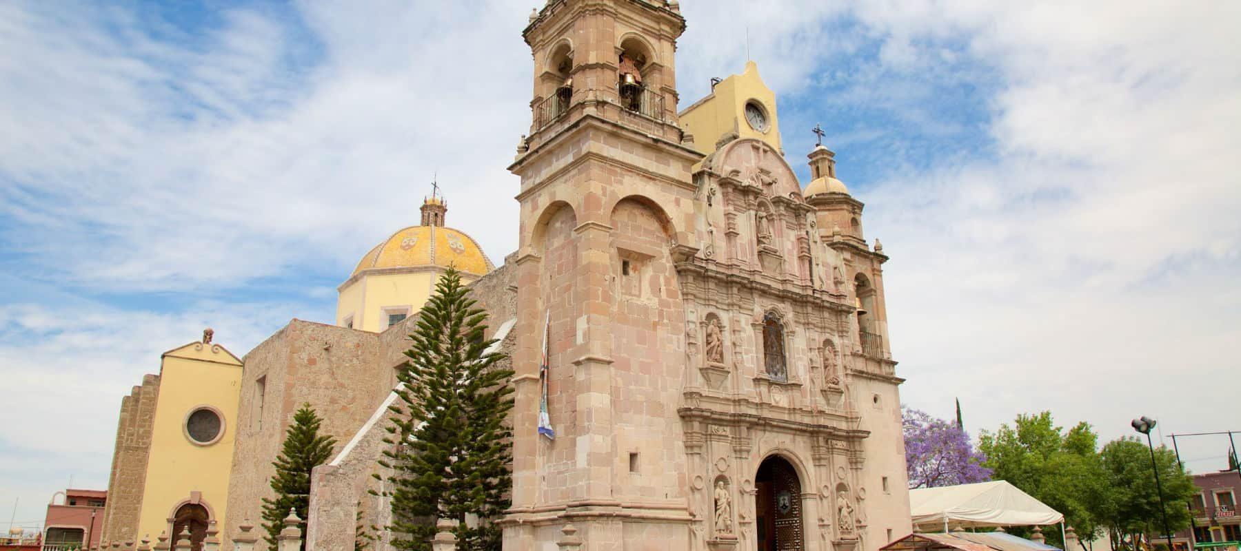 Templo De San Marcos Aguascalientes