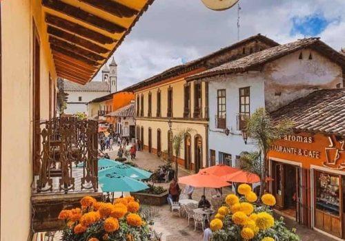 ZACATLAN DE LAS MANZANAS PUEBLA PUEBLO MAGICO MEXICO