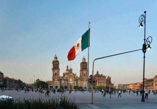 ZOCALO CIUDAD DE MEXICO