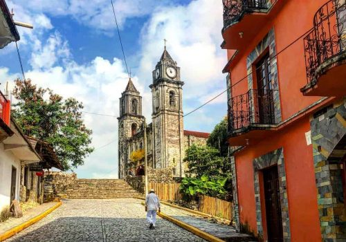 ZOZOCOLCO VERACRUZ PUEBLO MAGICO MEXICO