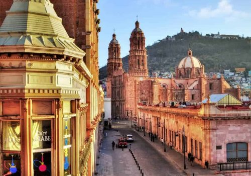 Zacatecas City