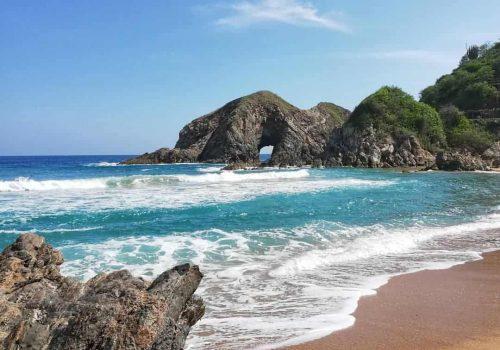 Zipolite Oaxaca Playas de Mexico