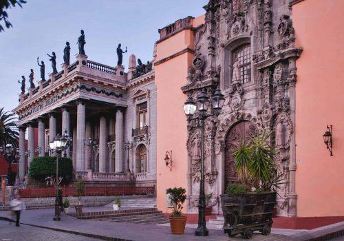 GUANAJUATO LUGARES TURISTICOS DE MEXICO