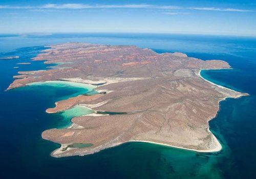 Islas y áreas protegidas del Golfo de California - 5 ESTADOS
