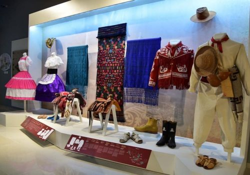 museo nacional de pueblos mágicos CALVILLO AGUASCALIENTES