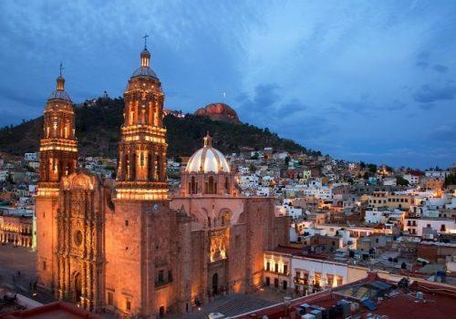 Centro de la Ciudad de Zacatecas